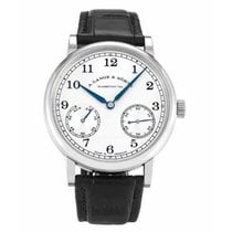 A. Lange & Söhne White gold Manual winding 234.026 new