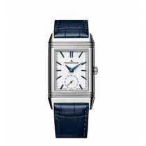Jaeger-LeCoultre Reverso (submodel) Steel 42.9mm White No numerals