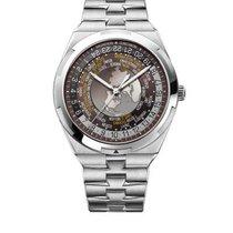 Vacheron Constantin Overseas World Time nuevo 2020 Automático Reloj con estuche y documentos originales 7700V/110A-B176