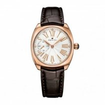 Zenith Rose gold Automatic Silver Roman numerals 33mm new Star