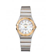 Omega Constellation Quartz new 2020 Quartz Watch with original box and original papers 123.20.27.60.05.002