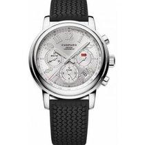 Chopard nové Automatika Mimostředná sekundová ručka Luminiscenční číslice Luminscenční hodinová a minutová ručka 42mm Ocel Safírové sklo