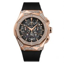 Hublot Classic Fusion Aerofusion 525.OX.0180.RX.1804.ORL19 New Rose gold 45mm Automatic