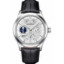 Jaeger-LeCoultre Steel 40mm Manual winding Q1618420 new