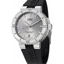 Oris Aquis Date 01 733 7676 4141-07 4 21 34 New Steel 40mm Automatic
