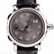 Ulysse Nardin San Marco Big Date pre-owned 40mm Grey Date GMT