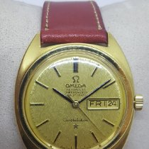 Omega Constellation Day-Date Yellow gold 35mm Gold No numerals United States of America, Colorado, Denver