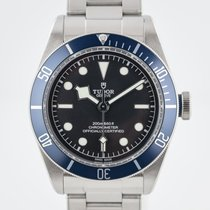 Tudor 79230B Steel 2018 Black Bay 41mm pre-owned United States of America, California, Pleasant Hill