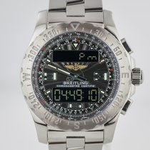 Breitling Airwolf Steel 44mm Black Arabic numerals United States of America, California, Pleasant Hill