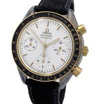Omega Speedmaster Reduced new 1990 Automatic Watch with original box and original papers 175.0032