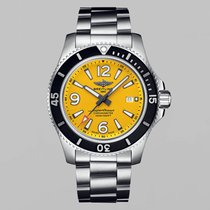 Breitling Superocean 44 new Automatic Watch with original box and original papers A17367021I1A1