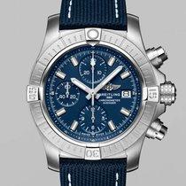 Breitling Avenger новые Автоподзавод Хронограф Часы с оригинальными документами и коробкой A13385101C1X1