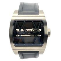 Corum Ti-Bridge Титан 42mm Прозрачный