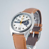 Heuer 1153 Good Steel Automatic