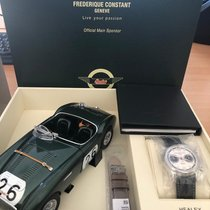 Frederique Constant Vintage Rally Steel 42mm White