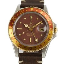 Rolex GMT-Master 1675 Very good Gold/Steel 40mm Automatic United States of America, New York, New York