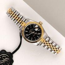 Rolex 69173 Zlato/Ocel 1987 Lady-Datejust 26mm použité