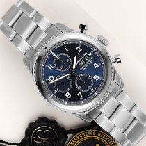 Breitling Navitimer 8 nuevo 2021 Automático Reloj con estuche y documentos originales A13314101C1A1