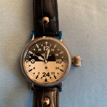 Chronoswiss Steel 44mm Automatic CH6433  05-098 new