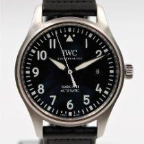 IWC Pilot Mark IW327009 New Steel 40mm Automatic