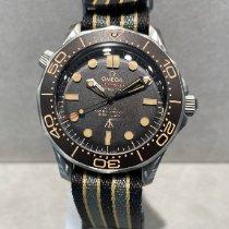 Omega Seamaster Diver 300 M 210.92.42.20.01.001 New Titanium 42mm Automatic