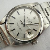 Rolex Oyster Perpetual Date 1500 Good Steel 34mm Automatic