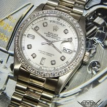 Rolex 18039 Oro blanco 1983 Day-Date 36 36mm usados