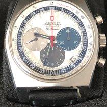 Zenith El Primero New Vintage 1969 Steel 40mm Silver