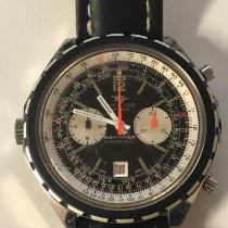 Breitling Chrono-Matic (submodel) Acier 48mm Noir France, LIMOUX