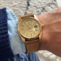 Rolex Day-Date 36 Or jaune 36mm Or Sans chiffres France, Le Lavandou