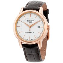Tissot Carson Steel 40mm White United States of America, New Jersey, Somerset
