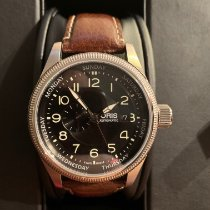 Oris Big Crown Small Second Pointer Day 44mm Schwarz