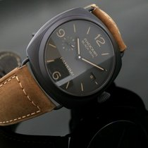 Panerai Radiomir Black Seal 3 Days Automatic Cerámica 45mm Marrón Sin cifras