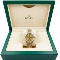Rolex Datejust Gold/Steel 36mm United States of America, California, San Diego