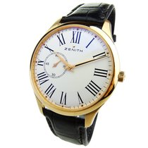 Zenith 18.2010.681 Or rose 2012 Elite Ultra Thin 40mm occasion