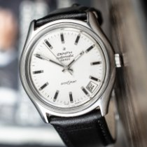 Zenith Steel 37mm Automatic pre-owned