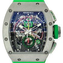Richard Mille Titanium 50mm Automatic RM 011-01 pre-owned