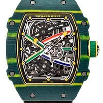 Richard Mille RM 67 Carbon 38mm Transparent United Kingdom, Essex