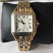 Universal Genève new Quartz 32mm Yellow gold Sapphire crystal