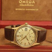 Omega Constellation Steel 35mm Silver No numerals