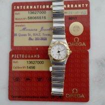 Omega Constellation Quartz Gold/Steel 22.5mm Mother of pearl UAE, Dubai