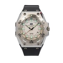 Linde Werdelin Steel 44mm Automatic LW B1 E1 22 pre-owned United States of America, Florida, Hallandale Beach