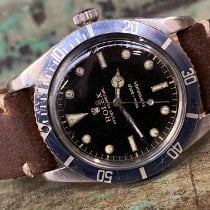 Rolex Submariner (No Date) Steel Black No numerals