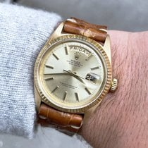Rolex Day-Date 36 Or jaune 36mm Or Sans chiffres France, Marseille