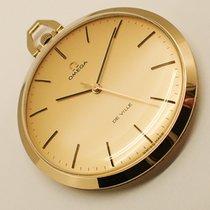 Omega Часы подержанные 1969 Желтое золото 44mm Без цифр Механические Только часы