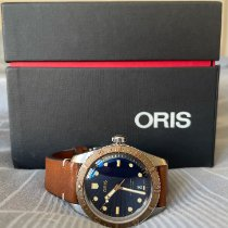 Oris Divers Sixty Five Steel 40mm Blue No numerals United States of America, New York, New York