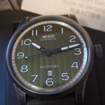 Mido Steel Automatic M032.607.36.090.00 pre-owned United States of America, North Carolina, Garner