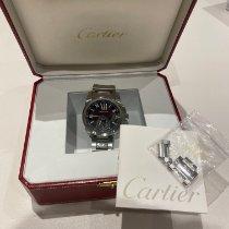 Cartier Calibre de Cartier 3389 Bon Acier 42mm Remontage automatique