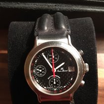 Jean Marcel new Automatic Luminous numerals 30mm Steel Sapphire crystal