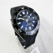 Citizen Promaster Marine new 2020 Automatic Watch with original box and original papers NY0075-12L